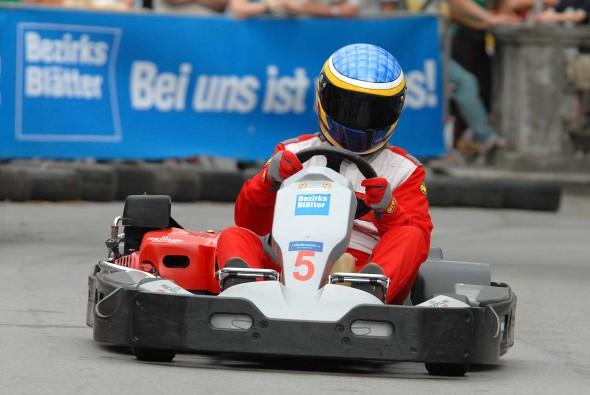 Fahrer Stefan Maurer Groß Gerungs